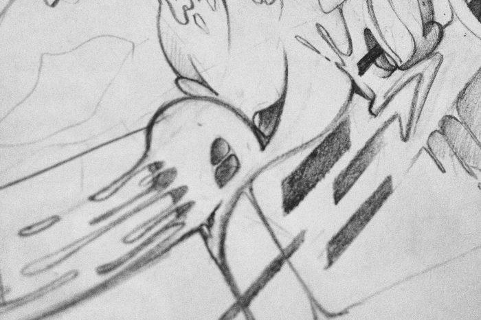 Jam pirata - Sketch