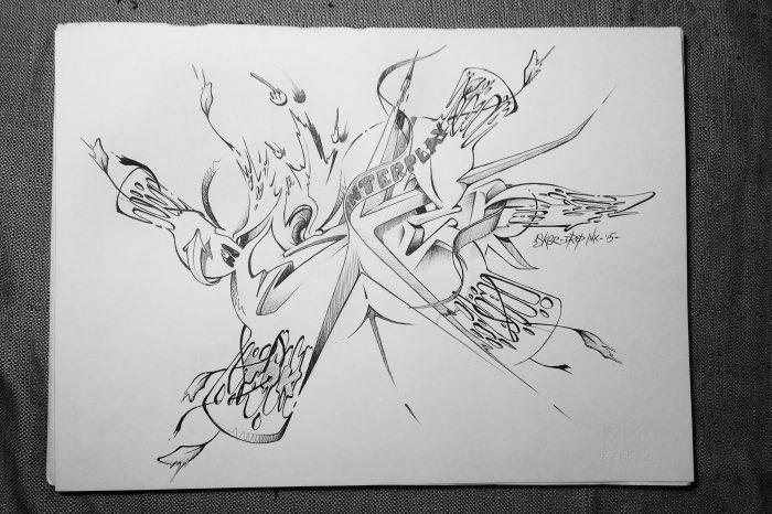 Senza limiti - Sketch