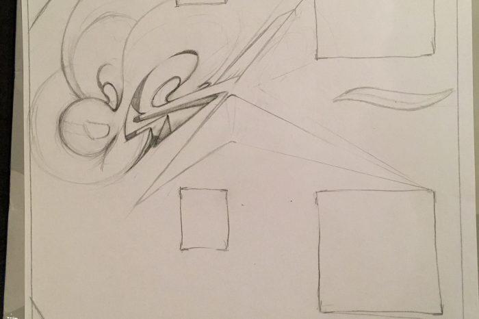Cross over jam - Sketch